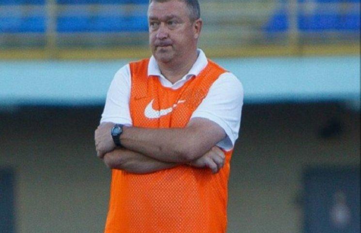 """Тренер """"Дніпра"""" запевняє, що Федецького не карали за м'яч у власні ворота"""