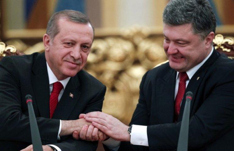 Як Україна та Туреччина ділять кримський клаптик на шкурі ведмедя