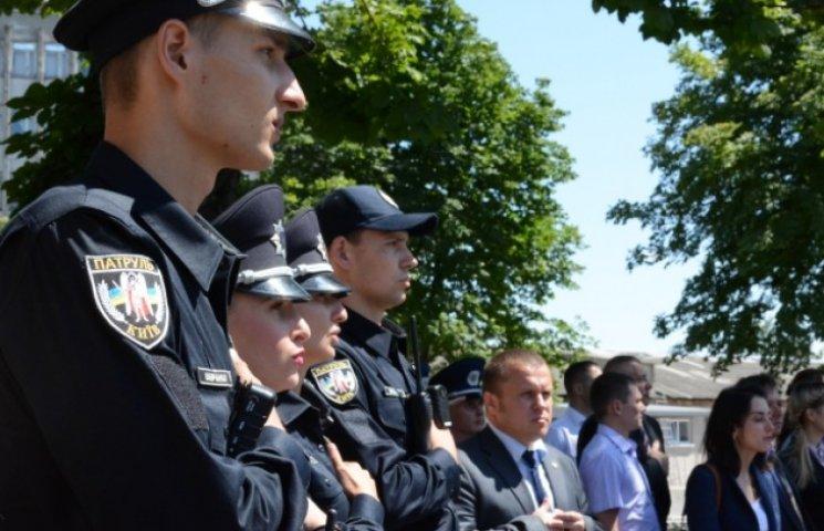 До нової поліції Дніпропетровська записався фокусник-ілюзіоніст
