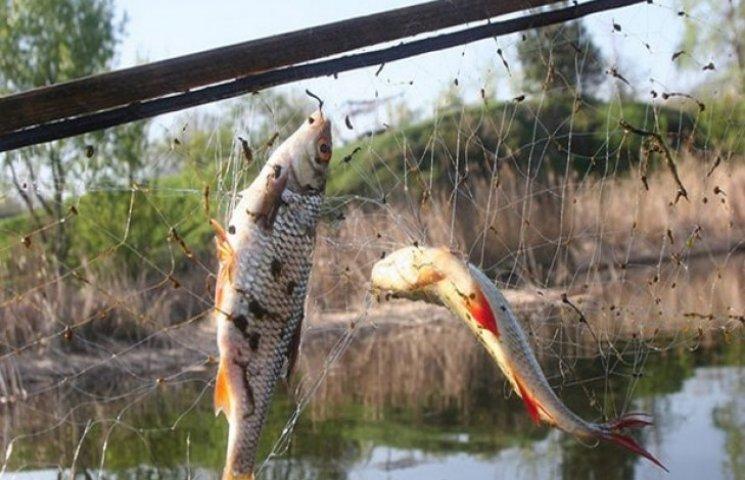 На Хмельниччині браконьєри завдали значних збитків рибному господарству України