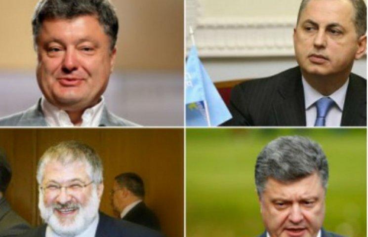 Хто більш здібний кондитер: Порошенко чи Колесніков, і хто більш успішний банкір - Порошенко чи Коломойський