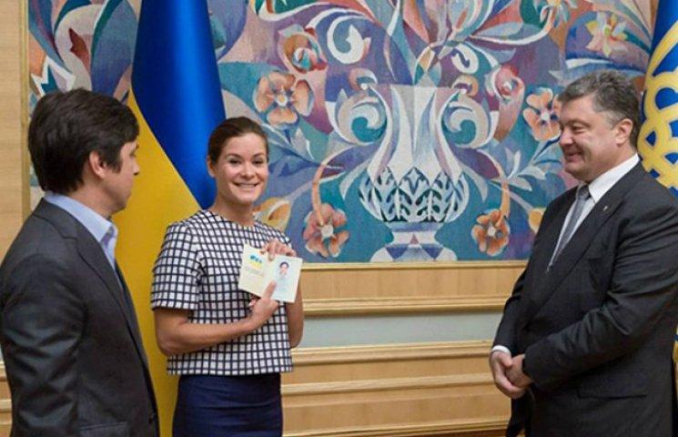 Анастасія Приходько не рада, що Гайдар - громадянка України