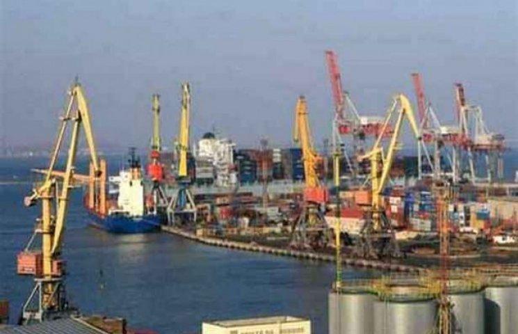 Іллічівський порт прийме першу партію вугілля з Південноафриканської Республіки