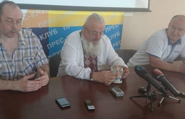 Вінницькі громадські активісти пропонують створити  пам