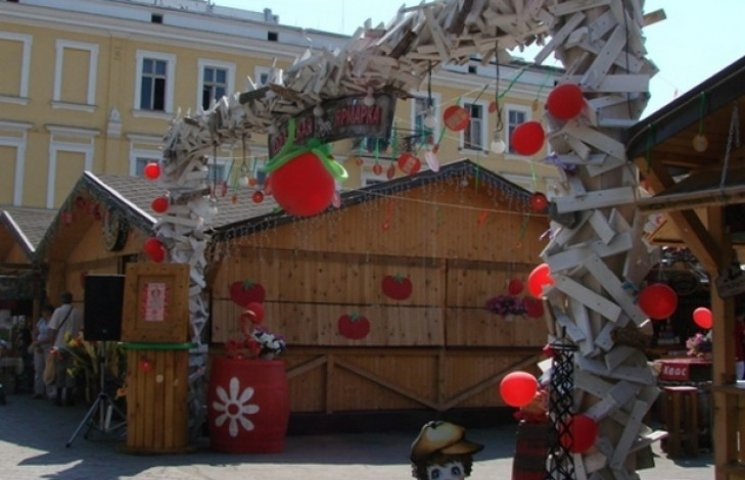 """В Одесі пройде свято """"День помідора"""""""