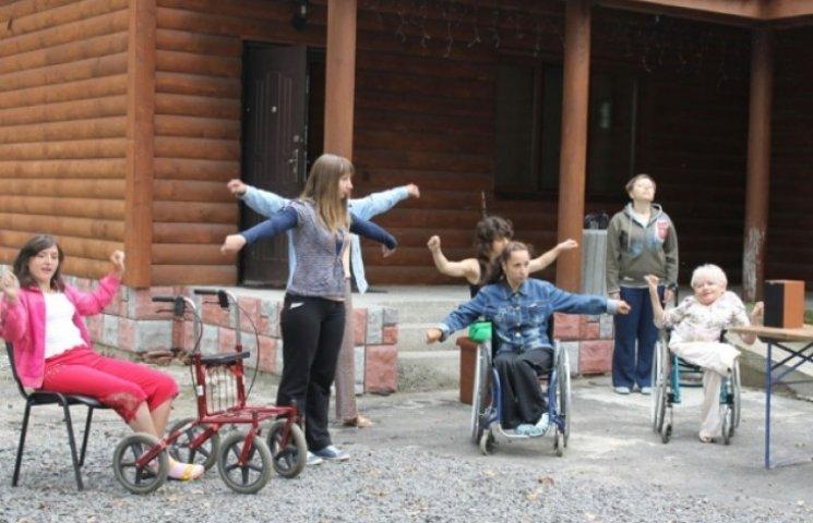 На Вінниччині відкрили школу-табір для людей з обмеженими фізичними можливостями