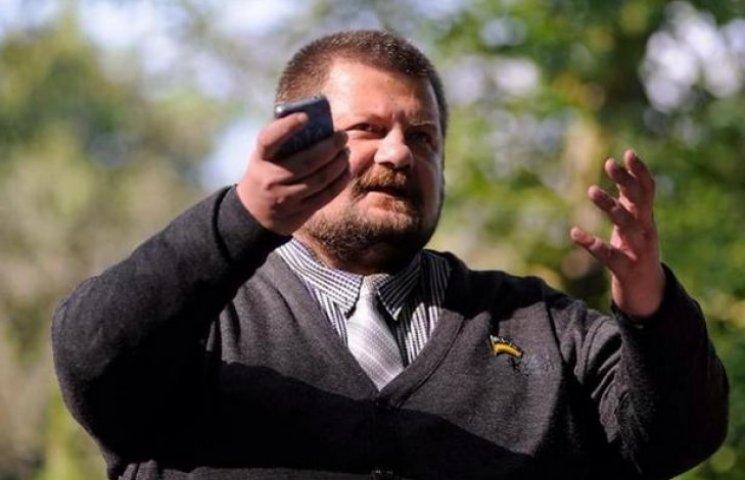 Мосійчук назвав київське зібрання олігархів неповноцінним