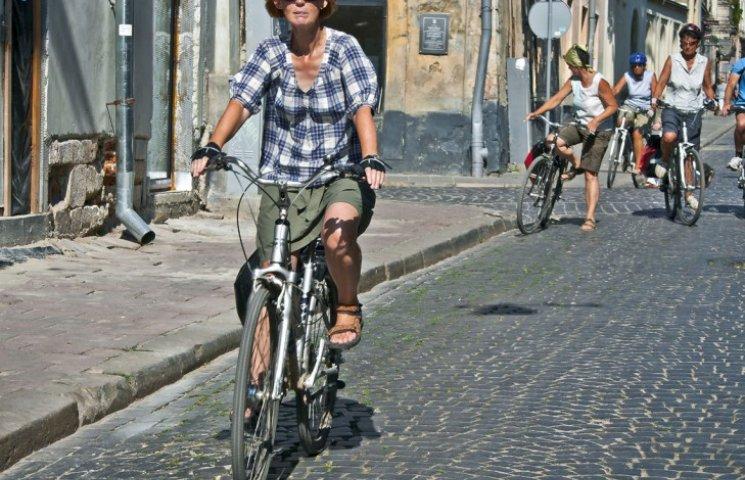 Кожен четвертий велосипедист порушує правила дорожнього руху