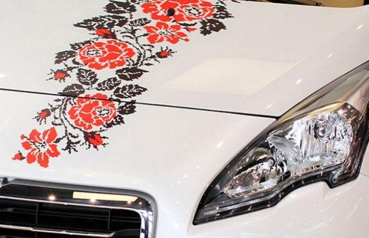 На день Незалежності в Одесі пройде парад вишиванкових автівок