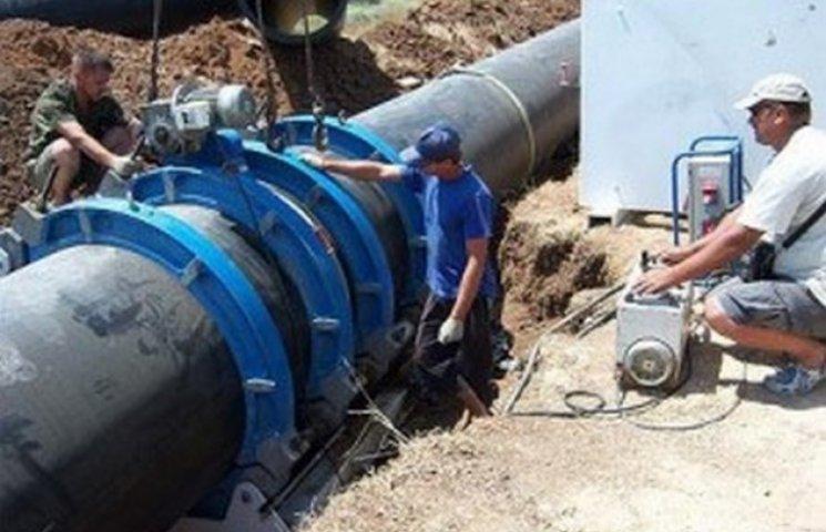 Держава виділила кошти на будівництво Чернелівського водогону