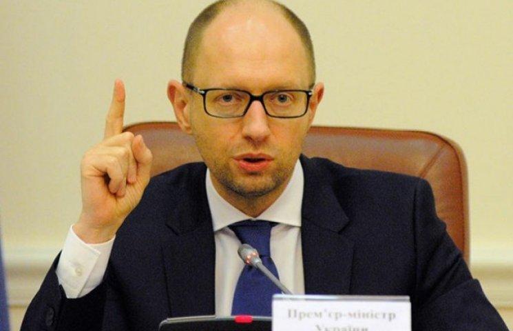 Яценюк хоче, щоб Самардак частіше ходив у київські ресторани