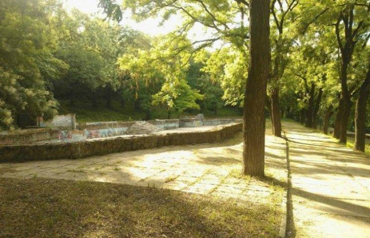 В Одесі вдосконалюють ще один парк