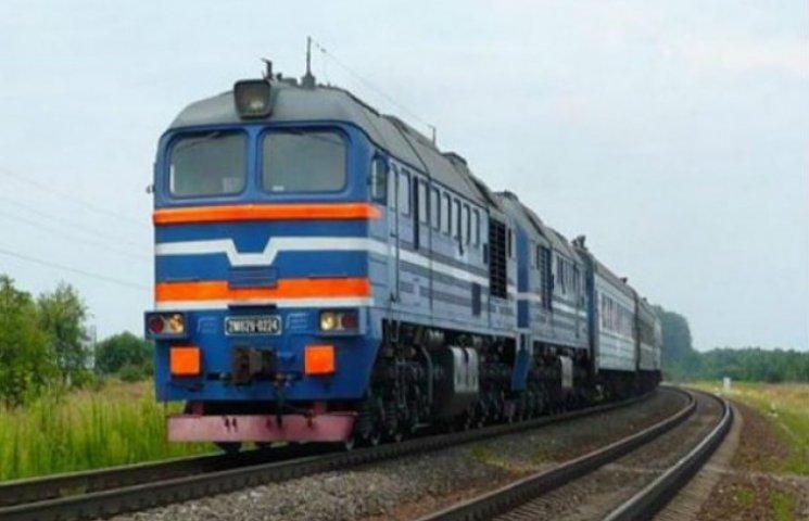 У Полтавському районі на залізничних коліях загинула жінка