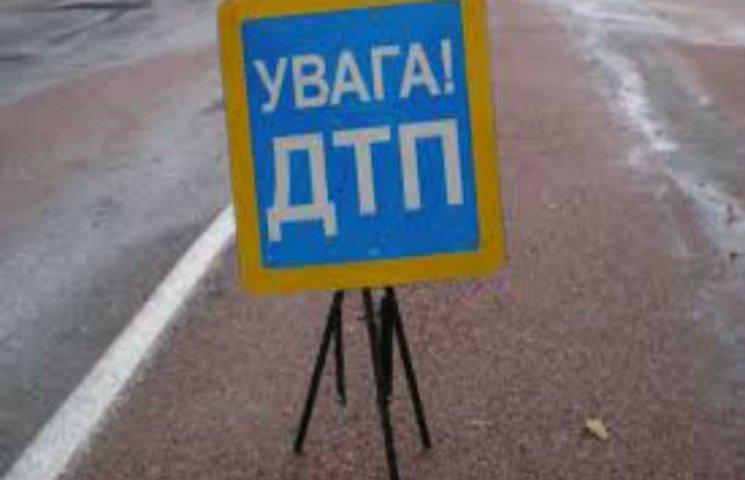 У ДТП на Полтавщині постраждала жителька Дніпропетровська