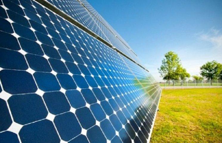 На Вінниччині побудують потужну сонячну електростанцію