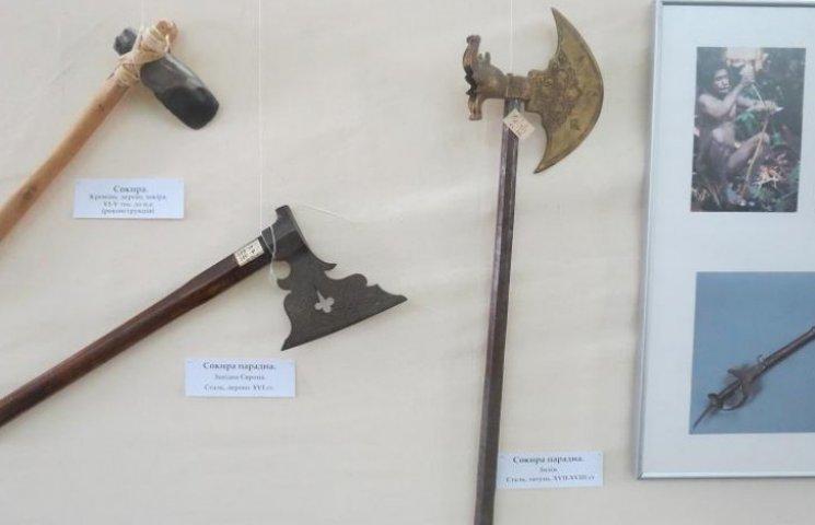 """Вінницький краєзнавчий музей """"озброївся"""""""