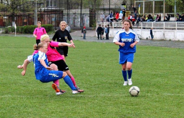Вінницька футболістка гратиме за збірну України