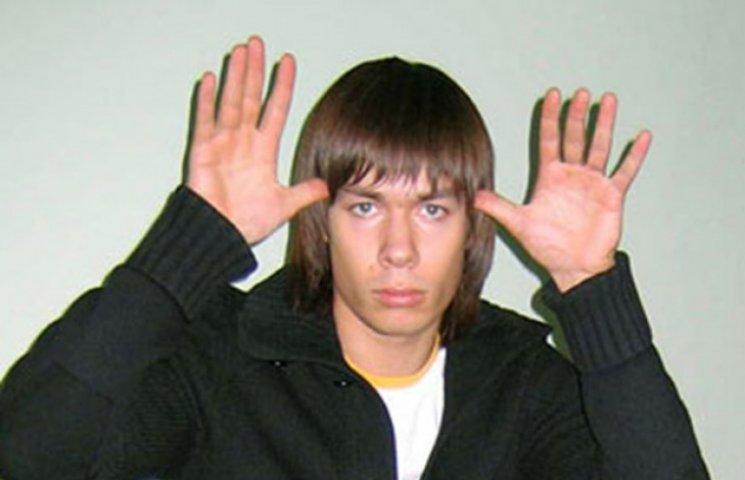 Російський співак Стас П