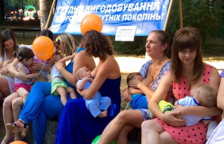 Хмельничани взяли у часть у диво-фестивалі