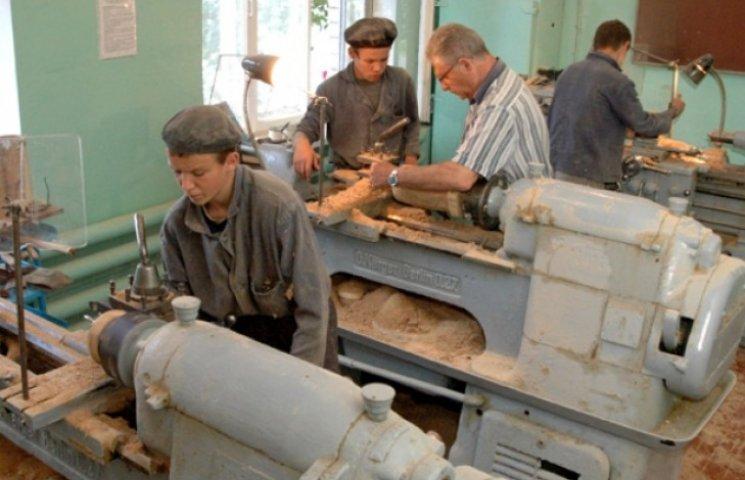 Профтехучилища Вінниччини оновлюють матеріально-технічну базу за власний рахунок