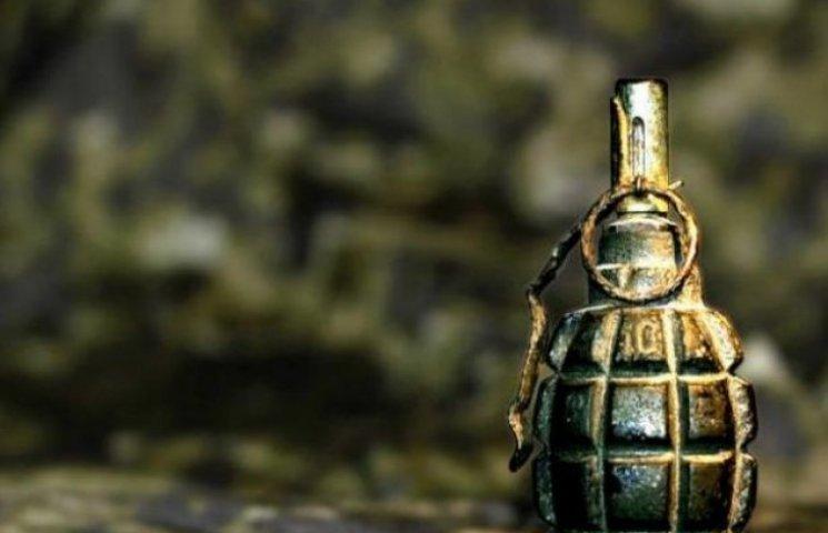 Чоловік виявив гранату біля свого будинку в Одесі