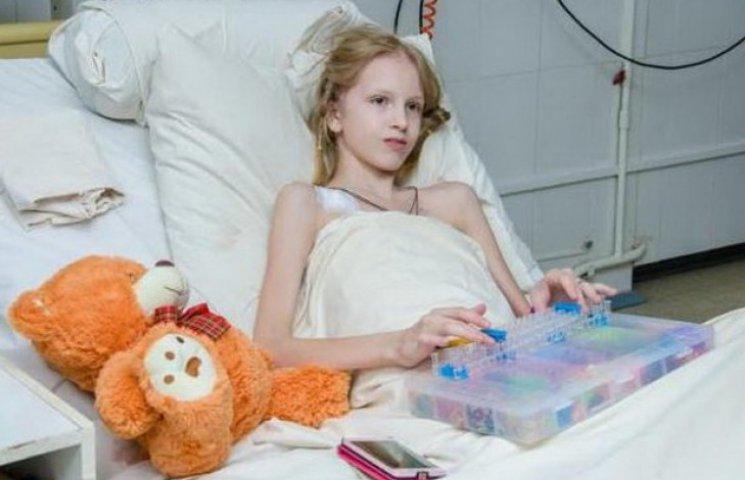 Дніпропетровські лікарі врятували схудлу вдвічі дівчинку з Маріуполя