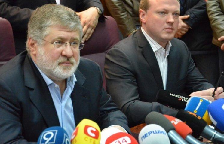 """Соратник Коломойського приєднується до партії """"Відродження"""""""