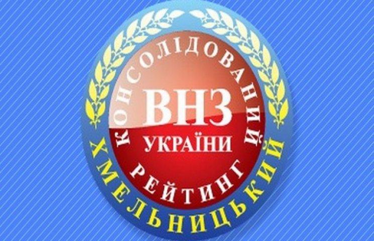 У рейтингу ВУЗів України Хмельницький національний займає 39 місце з 286 вишів