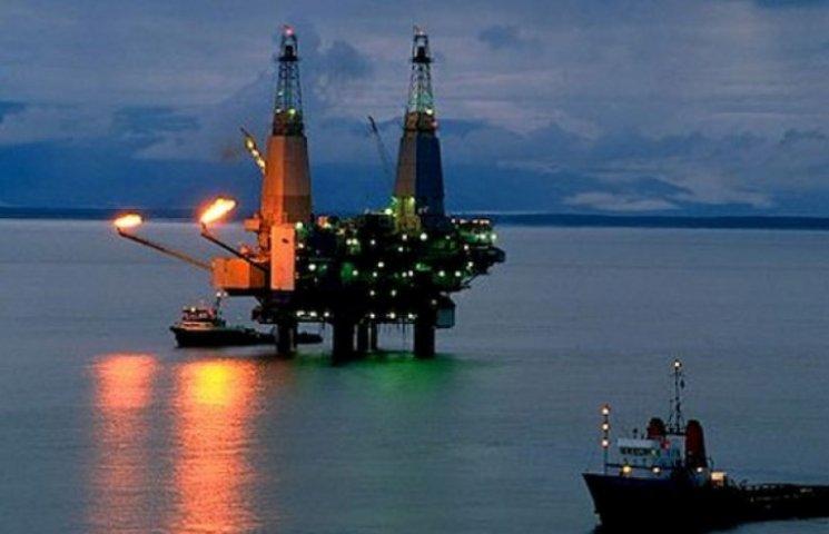 Сім ділянок шельфу Чорного моря передають офшорам без аукціону