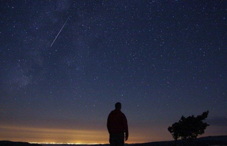 Сьогодні над Україною пройде метеоритний дощ