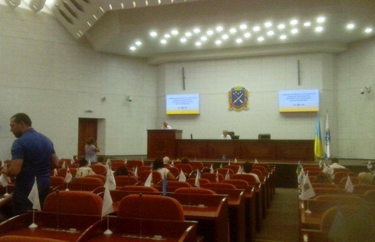 Дніпропетровські депутати і чиновники уникали роботи над перейменуванням