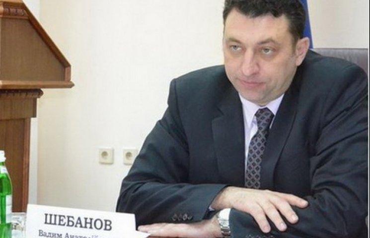 Шебанов подає позови з приводу свого звільнення з керівництва Дніпроміськради