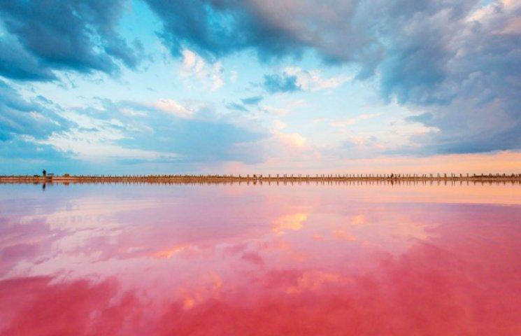 Озеро Сасик повернуть морю