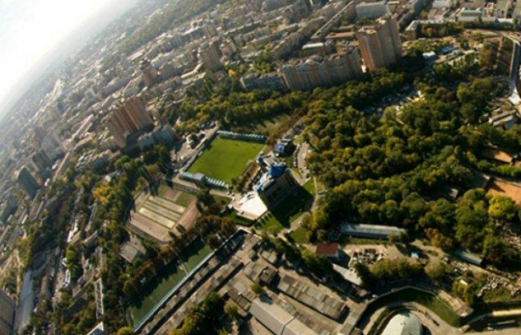 7 мікро-стадіонів України