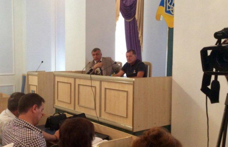 Голова Хмельницької ОДА тішиться з успішного виконання мобілізаційних планів