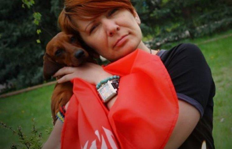 """У Дніпропетровську пішла з життя госпітальєр """"Єва"""""""