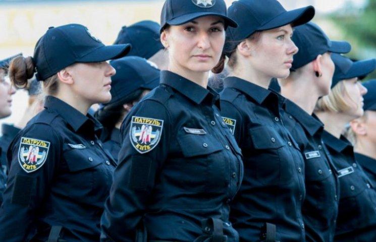 Патрульна поліція у Львові з