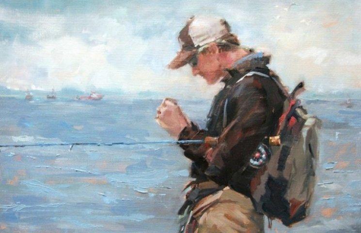 Вулиця успішних рибалок може з