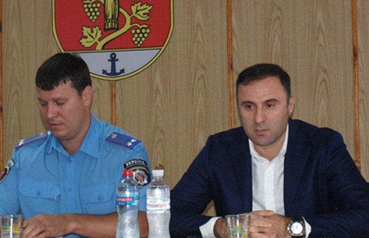 Міліціонер з Донеччини очолив Білгород-Дністровський міськвідділ