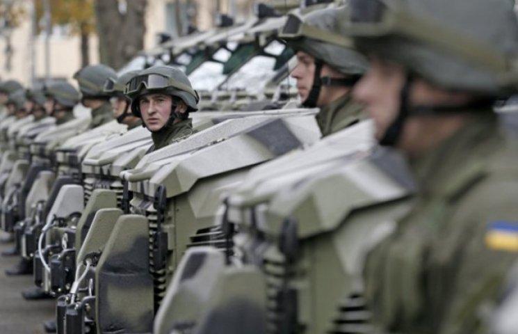 """Почему ничейная Армия завидует """"гвардейцам"""" Авакова"""