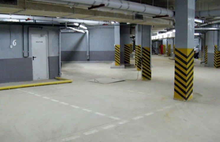 У Львові хочуть побудувати підземний паркінг