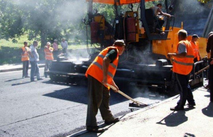 На Полтавщині ремонтуватимуть дороги коштом місцевих бюджетів