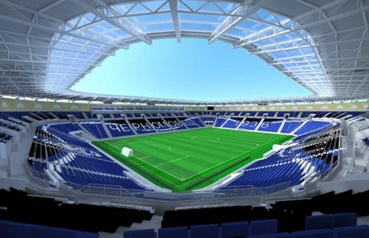 """Стадіон """"Чорноморець"""" в Одесі можуть продати для погашення боргів"""