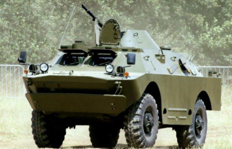 Крюківський вагонобудівний переорієнтується з вагонів на військову техніку