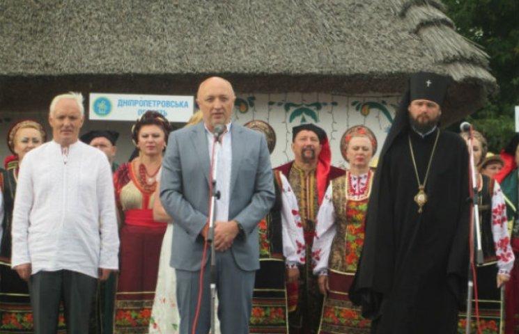 Голова Полтавської ОДА на Сорочинському ярмарку