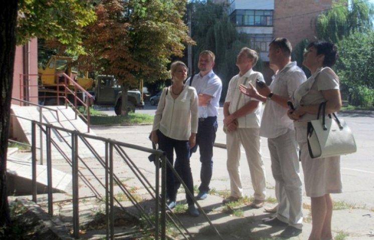 Польській делегації показали найкращі напрацювання Миргорода