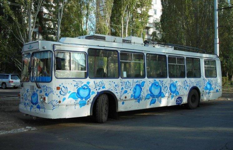 До Дня міста в ТТУ створять картини на колесах