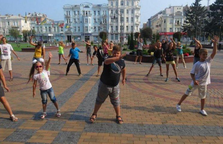 Де у Вінниці можна буде провести День Незалежності зі спортом