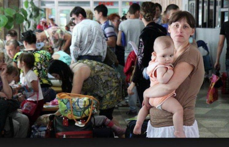 Жителі Донецька і Маріуполя продовжують тікати до Дніпропетровська