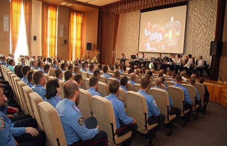Урочистості з нагоди Дня Незалежності України відбулися в УМВС України в області